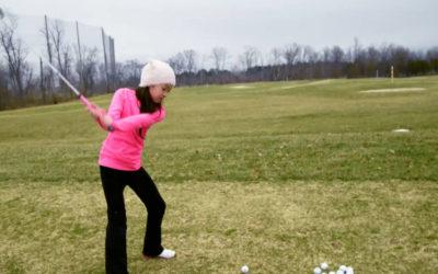 NBC Golf Channel 5 Minute Feature Profile on Victoria Matthews