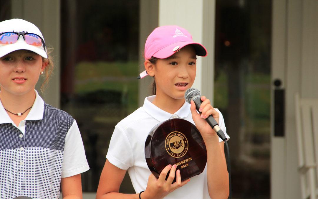 Victoria Wins at Pinehurst