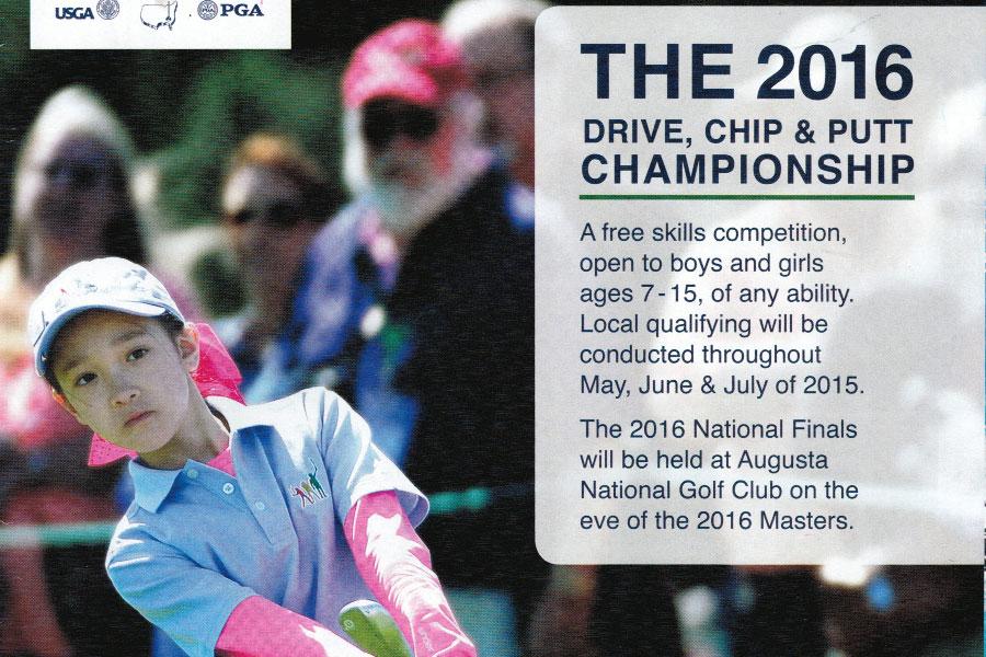 Victoria Matthews featured in Golfweek Magazine