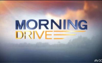 "NBC Golf Channel ""Morning Drive"" Show: Meet Victoria"