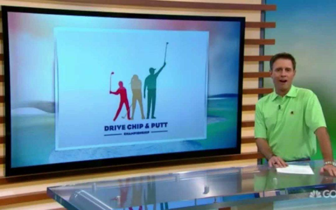 NBC Golf Channel Morning Drive Show: Meet Victoria – Short Video